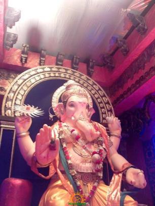 Mulund cha Maharaja 2013 Ganesha