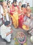 Narayanavanam Srivari Paadalu at Tirumala