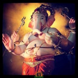 Parel Lal Maidan Saarvajanik Ganeshotsav Mandal Ganesh 2013