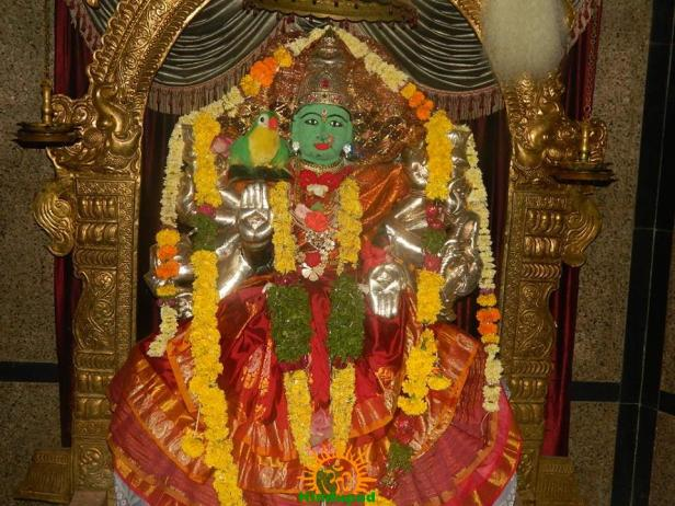 Kameshwari Devi Alankaram 3