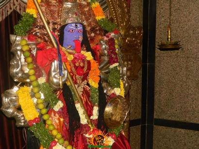 Mahakali Devi Alankaram