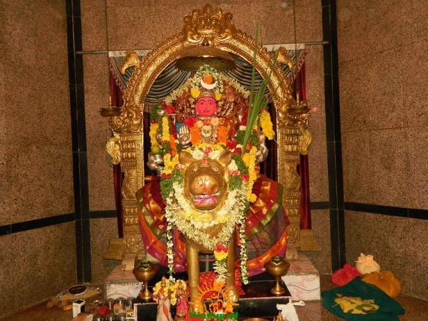 Rajarajeshwari Alankaram 1