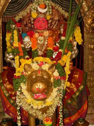 Rajarajeshwari Alankaram 2