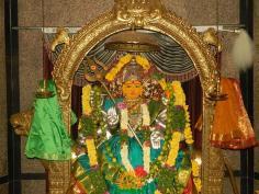 Vijayadurga Devi Alankaram 1