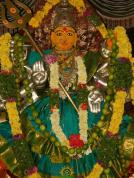 Vijayadurga Devi Alankaram