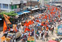 Bhongir Hanuman Jayanti Rally 1