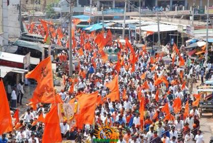 Bhongir Hanuman Jayanti Rally 4