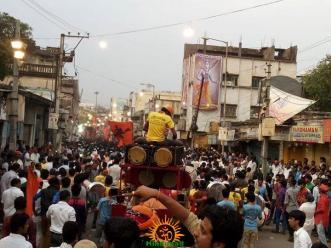 Ram Navami Shobha Yatra in Hyderabad 8