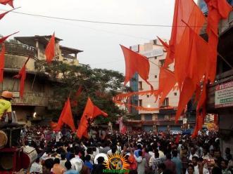 Ram Navami Shobha Yatra in Hyderabad 9