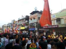 Ram Navami Shobha Yatra in Nanded 3