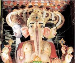 Khairatabad Ganesh 2014 4