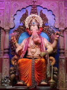 Lalbaugcha Raja 2014 image no-watermark
