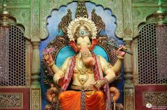 Lalbaugcharaja First look 2014 image no-watermark