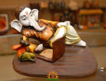 Lord Ganesha as Computer Engineer