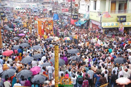 Ujjain Mahakal Sawari