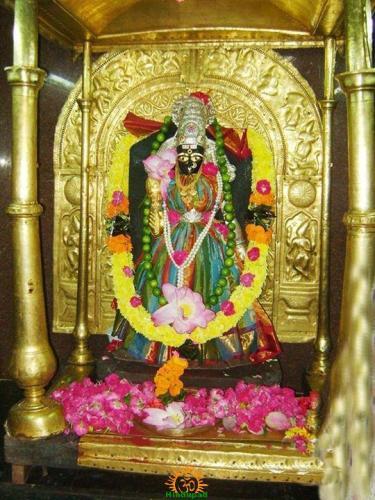 1st day Balatripura Pithapuram Temple Navaratri
