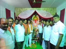 Anjaiah Nagar Friends Utsav Samiti Hasmathpet Old Bowenpally 2