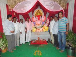 Anjaiah Nagar Friends Utsav Samiti Hasmathpet Old Bowenpally