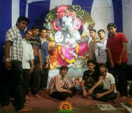 Ashtavinayaka friends club General Bazar Secunderabad 1