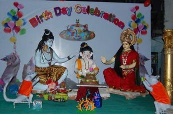 Ayyappa Ganesh, kumarpet,Adilabad