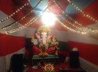 BALA GANESH YOUTH ASSOCIATION Mahakali Temple Karwan 1