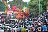 Ganesh Nimajjanam in Hyderabad 13