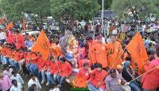 Ganesh Nimajjanam in Hyderabad 15