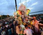 Ganesh Nimajjanam in Hyderabad 36