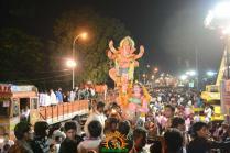 Ganesh Nimajjanam in Hyderabad 44