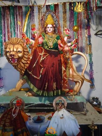 Indraprastha Colony Ammavari Alankaram Kanakadurga 1