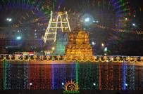 Pedda Sesha Vahanam in TTD Brahmotsavam 9