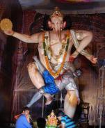 Rudraksh Ganesh, vinayak chowk,Adilabad