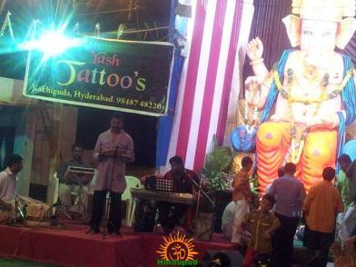 Thermacol ganesh 24' feets Jiyaguda Durganagar