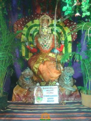 Ujjaini Temple Navaratri 16