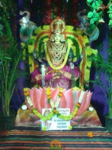 Ujjaini Temple Navaratri 19