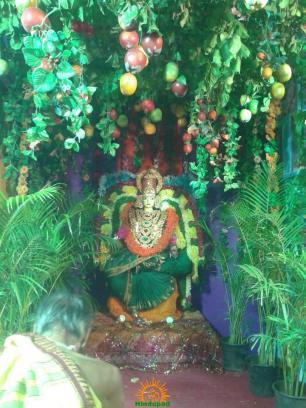 Ujjaini Temple Navaratri 2