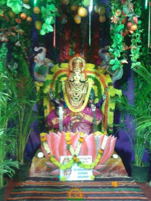 Ujjaini Temple Navaratri 21