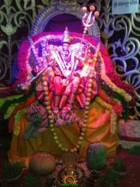 Ujjaini Temple Navaratri 30