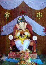 Vishwa Ganesh, kumarpet, Adilabad