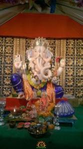 Vishwakarma Ganesh mandal, Ashok road,Adilabad