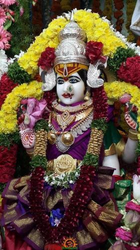 Bhagyalakshmi Temple Charminar Hyderabad
