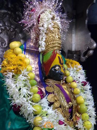 Tuljapur Tuljabhavani Temple Bhavani murthi