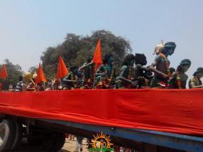 12 Hyderabad Ram Navami Shobha Yatra 2015