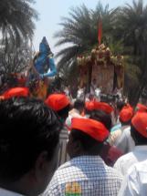 3 Hyderabad Ram Navami Shobha Yatra 2015