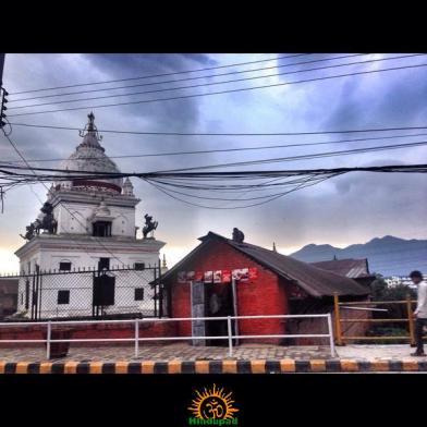Kalmochan Temple then