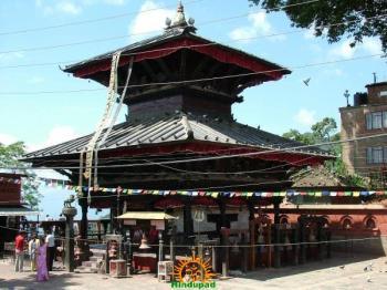 Manakamana temple then