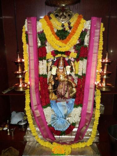 Ganesh Temple Secunderabad 5