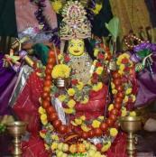 Kapalini Kramam 2nd day Shakambari Festival at Hanamkonda Bhadrakali Temple 3