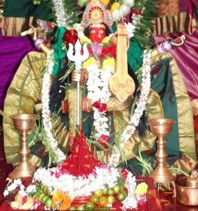 Kulla Kramam 3rd day Shakambari Festival at Hanamkonda Bhadrakali Temple 1