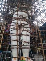 Making of Khairatabad Ganesh 2015 17